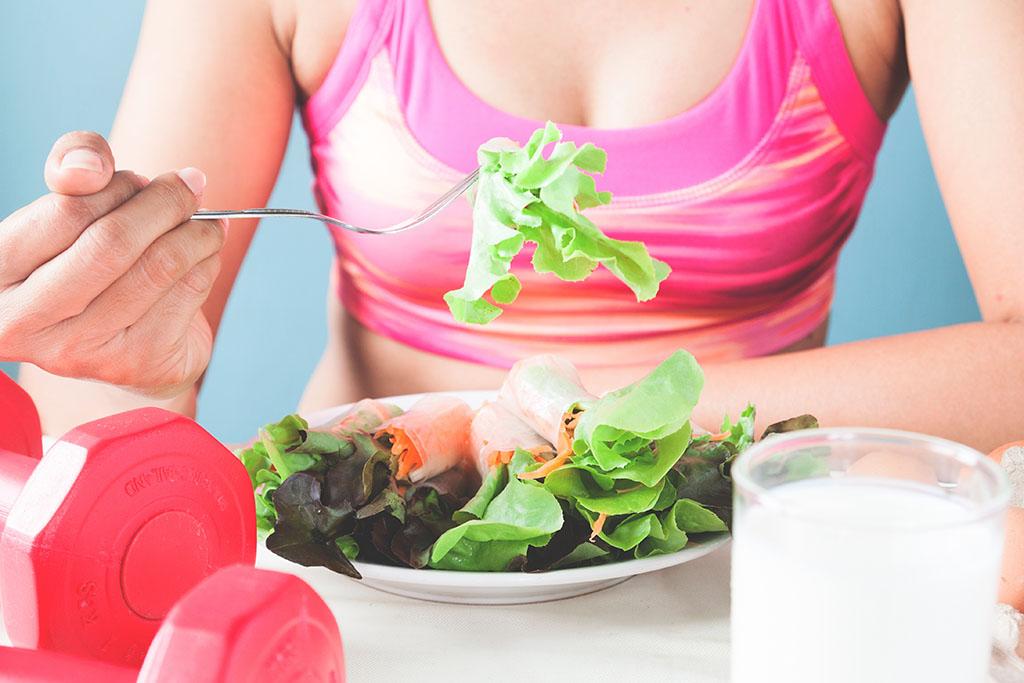 5 recomendaciones sobre Nutrición para complementar el ejercicio